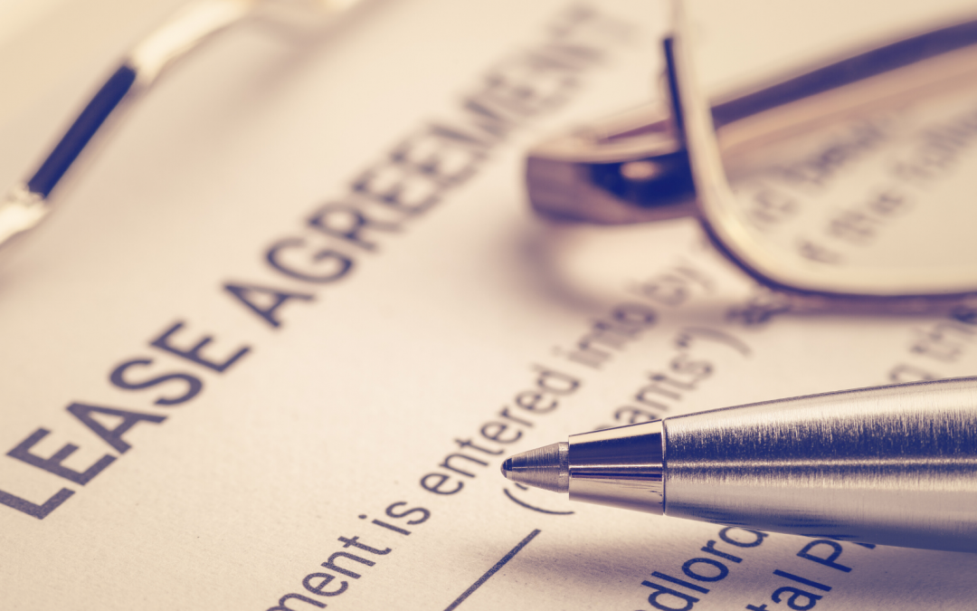 Why do I need an Attorney review my Lease?